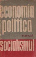 Economia politica Manual Socialismul