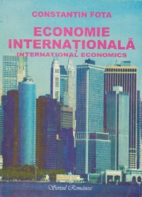 Economie internationala (international economics) Tratat universitar