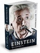 Einstein.  Viata si universul sau