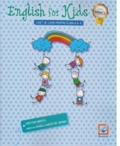 English for kids. Caiet de lucru pentru clasa a II-a (editie 2018)