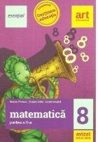 Esential. Matematica clasa a VIII-a. Partea II