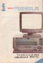 este ofera calculatorul IBM