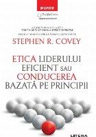 Etica liderului eficient sau conducerea bazată pe principii