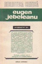 Eugen Jebeleanu interpretat de...