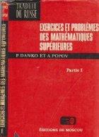Exercices problemes des mathematiques superieurs