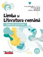 Exerciţii practice de limba şi literatura română. Caiet de lucru. Clasa a VI-a