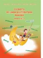 Exercitii limba literatura romana Clasa