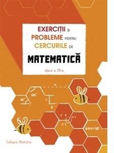 Exercitii si probleme pentru cercurile de matematica clasa a III-a