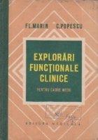 Explorari functionale clinice pentru cadre medii, Editia a II-a