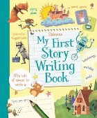 My first story writing book