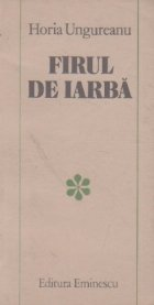 Firul de iarba - povestiri -