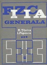 Fizica generala, Volumul al III-lea