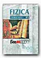 FIZICA (F1) MANUAL PENTRU CLASA