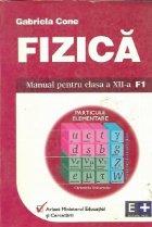Fizica - Manual pentru clasa a XII-a (F1)