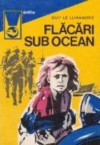 Flacari sub ocean