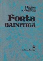 Fonta bainitica