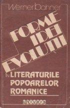 Forme idei evolutii literaturile popoarelor