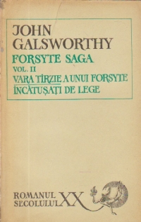 Forsyte Saga, Volumul al II-lea - Vara tirzie a unui Forsyte. Incatusati de lege, Editia a IV-a