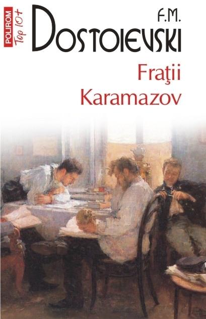 Fratii Karamazov (editie de buzunar)