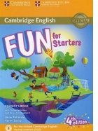 Fun for Starters. Student\'s book with online activities and home fun booklet 2