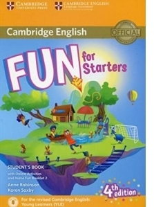 Fun for Starters. Student's book with online activities and home fun booklet 2