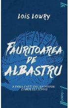 Făuritoarea de albastru   paperback