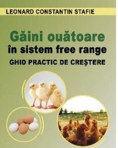 Gaini ouatoare in sistem free range