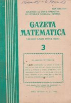 Gazeta matematica, 3/1983