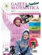 Gazeta Matematica Junior (Februarie 2019)