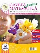 Gazeta Matematica Junior nr. 91