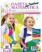 Gazeta Matematica Junior nr. 96 (septembrie-octombrie 2020)