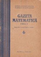 Gazeta Matematica, Seria B, Iunie 1974
