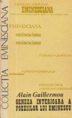 Geneza interioara a poeziilor lui Eminescu