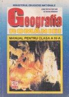 GEOGRAFIA ROMANIEI CAIETUL ELEVULUI CLASA