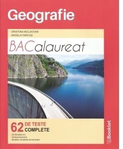 Geografie. Bacalaureat. 62 de teste complete