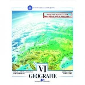 Geografie. Manual pentru clasa a VI-a