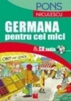 Germana pentru cei mici (contine CD audio)
