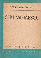 Gib. I Mihaescu