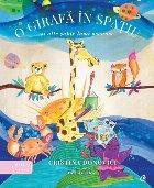 O girafă în spațiu