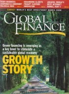 Global finance, september 2008