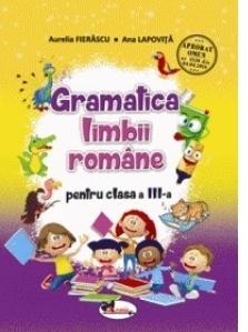 Gramatica pentru clasa a III-a