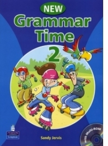 Grammar Time 2 Student Book Pack New Edition (with Multi-ROM)