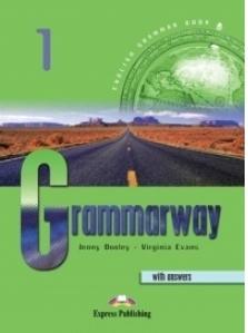 Grammarway 1 - English Grammar Book with answers