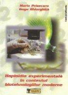 Haploidia experimentala in contextul biotehnologiilor moderne