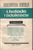 I. Heliade Radulescu interpretat de...