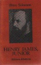 Henry James Junior