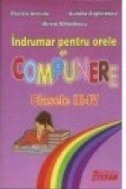 Indrumar pentru orele de compunere (clasele III-IV)