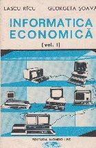 Informatica economica Volumul