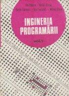 Ingineria programarii, Volumul I
