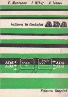 Initiere limbajul ADA